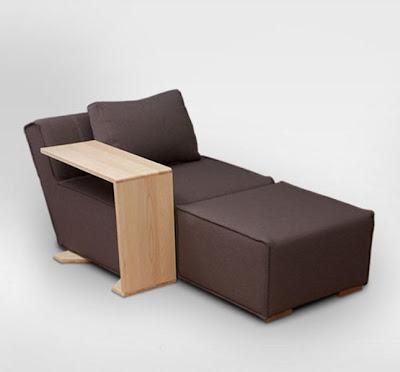 Sofa dengan Meja Portable 8