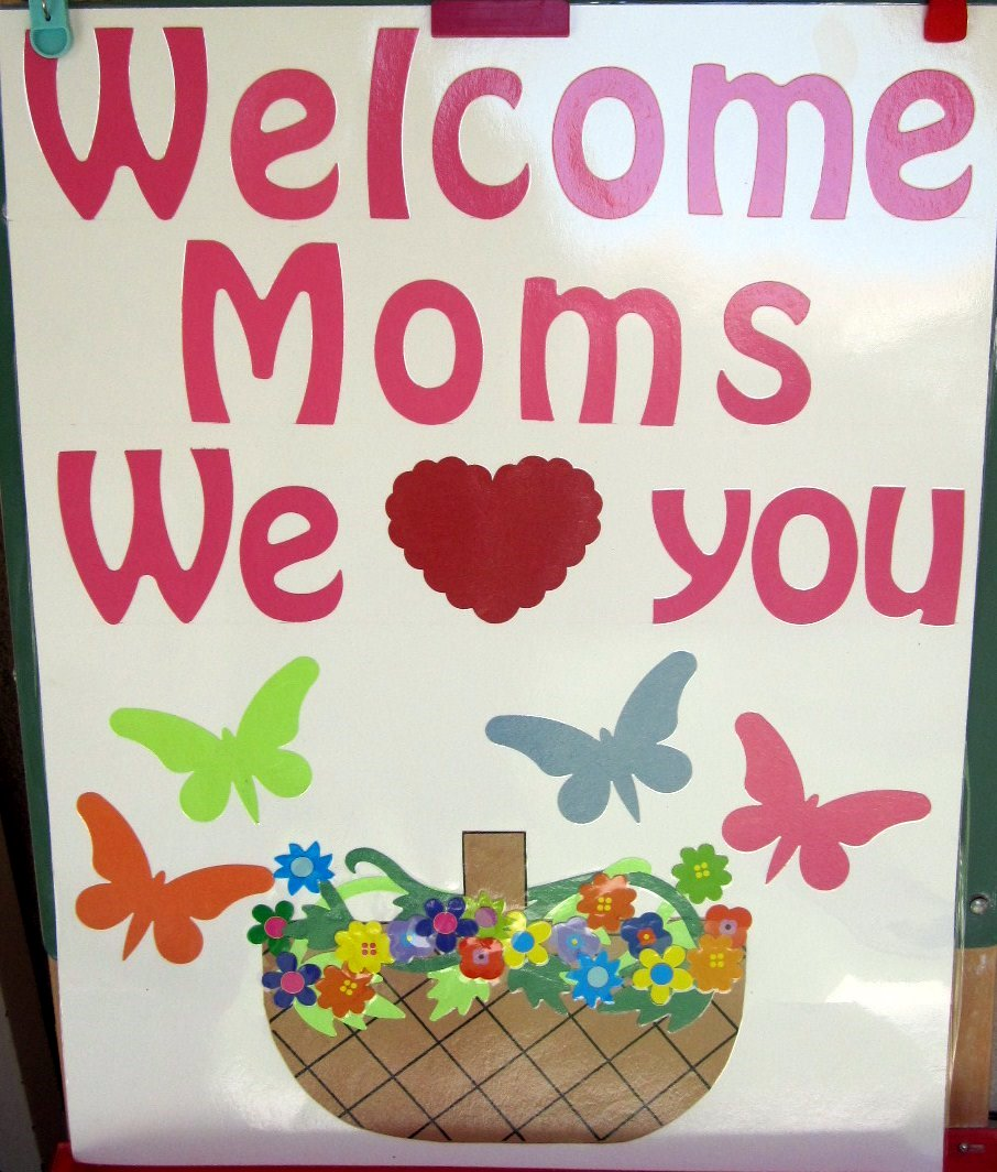 Mother S Day Classroom Decoration Ideas : Keeping up with sydney mother s day tea at preschool