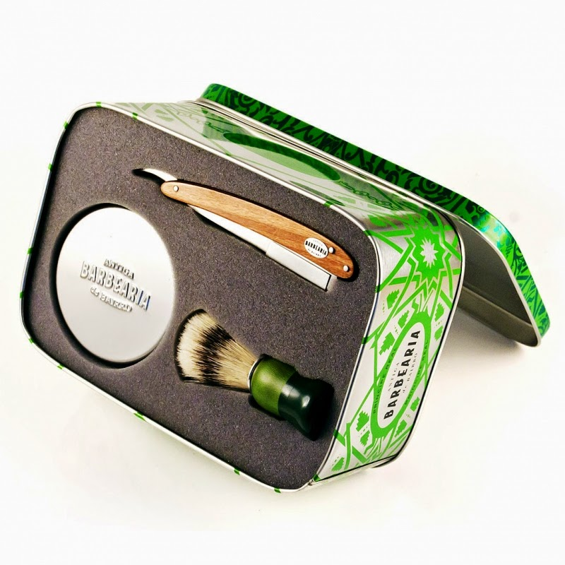 Barber Kit : feast your eyes on the beautifully crafted handmade barber kit by ...
