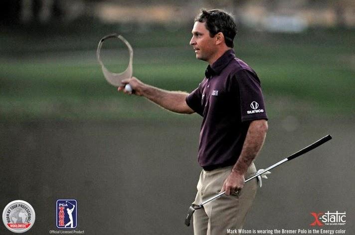 Mark Wilson Tour Golfer