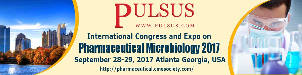 International Congress and Expo on Pharmaceutical Microbiology 2017