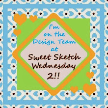 Design Team Member for Sweet Sketch Wednesday 2