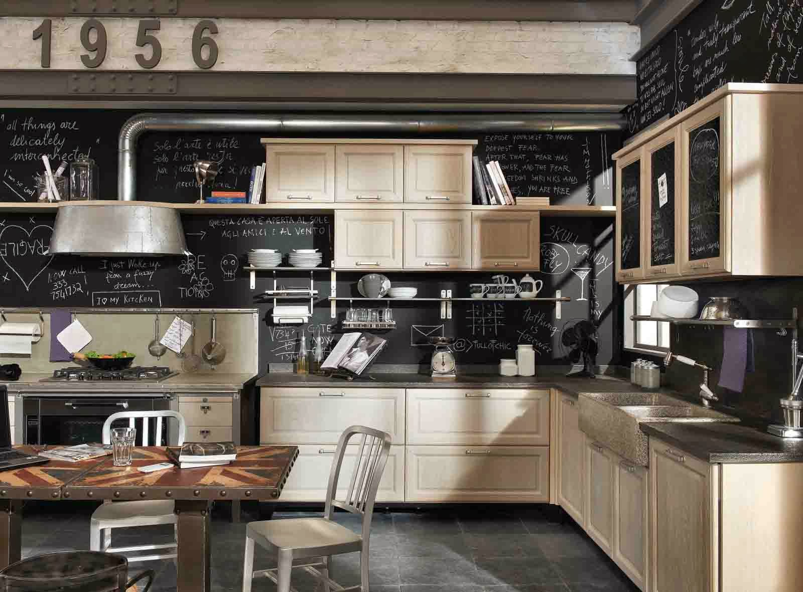 Dipingere I Mobili Della Cucina LX84 » Regardsdefemmes