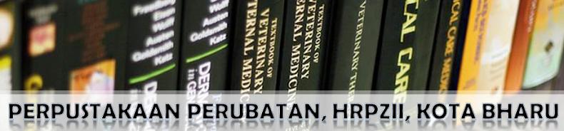 Perpustakaan Perubatan, HRPZII Kota Bharu
