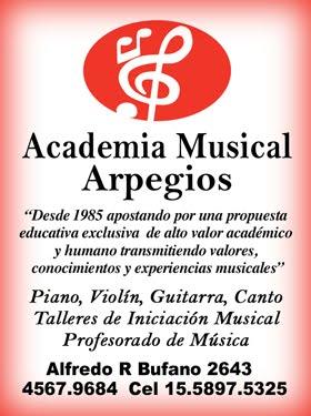 ACADEMIA MUSICAL ARPEGIOS
