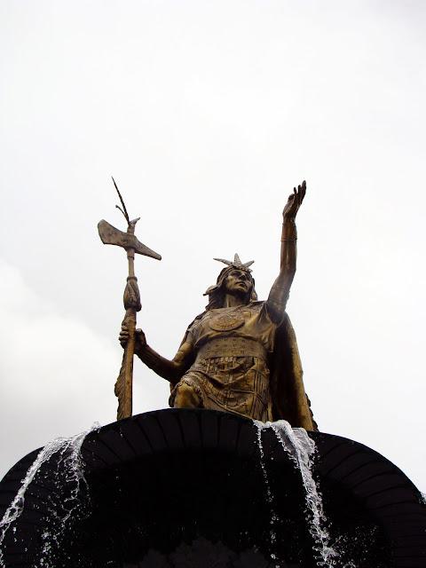 praça de armas cuzco
