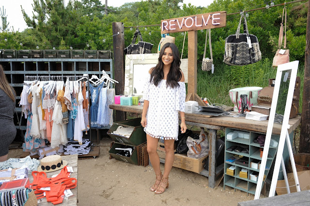 Actress, Model @ Shay Mitchell - REVOLVE Pop-Up launch party in Montauk