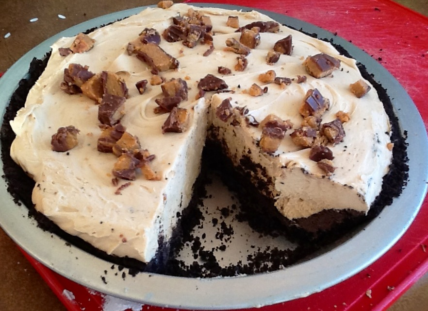 MorningNooNight: Chocolate Peanut Butter Pie