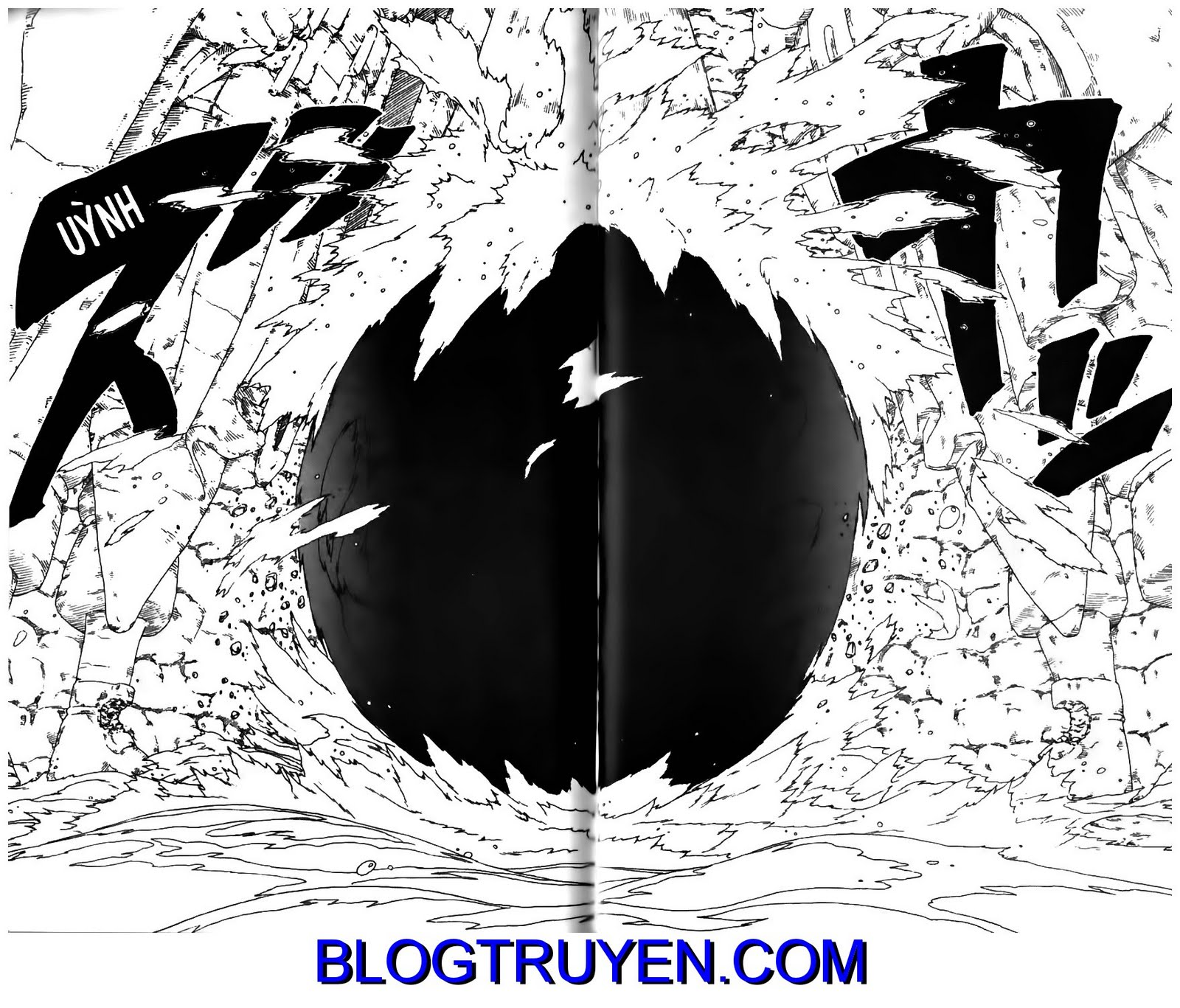 Naruto chap 233 Trang 5 - Mangak.info