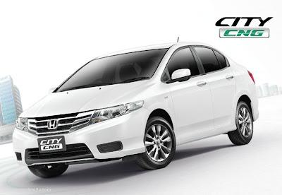 Honda City CNG 2013
