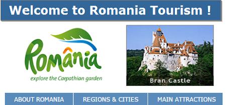 ROMANIAS STATLIGE TURISTWEB
