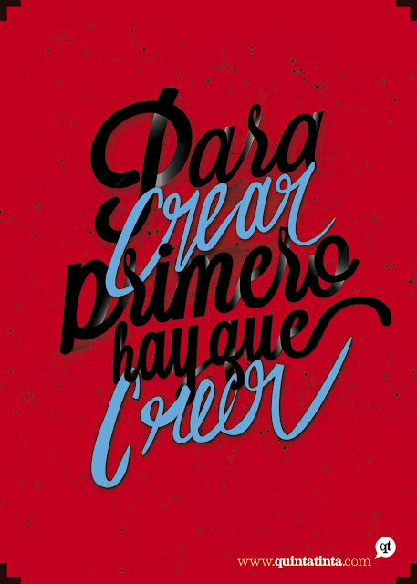 Tipografías motivadoras 2