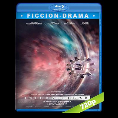 Interestelar (2014) BRRip 720p Audio Trial Latino-Castellano-Ingles 5.1