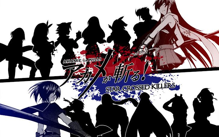 Akame Ga Kill Anime