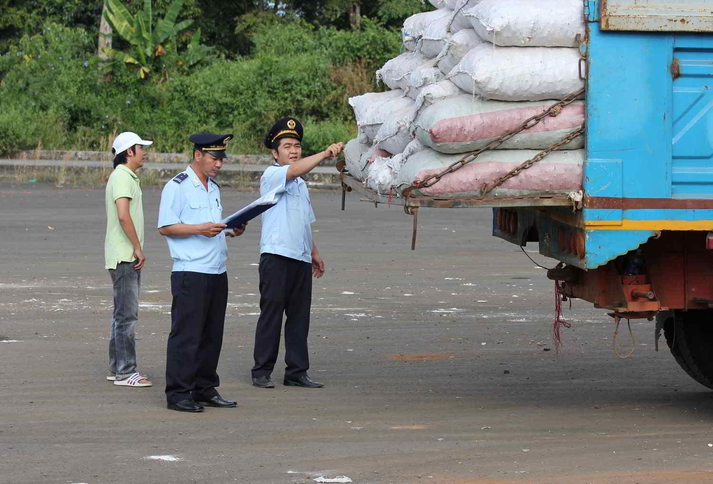 Gia Lai: Lượng hàng xuất nhập khẩu biến động mạnh