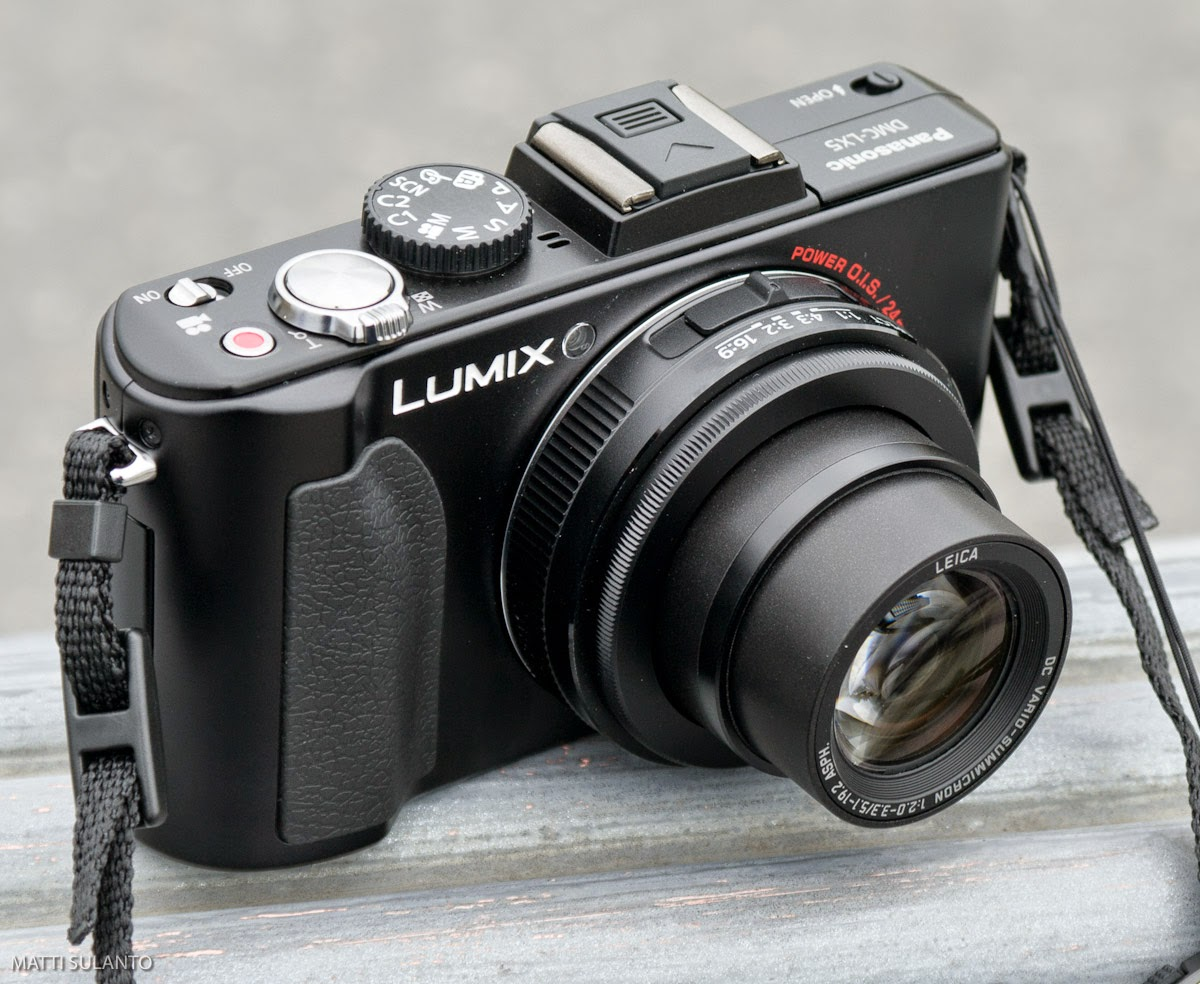 Panasonic lumix dmc lx7 инструкция