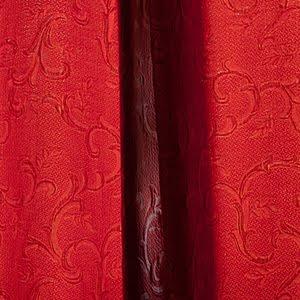 2015, DÉjÀ VU, THE RED CURTAIN