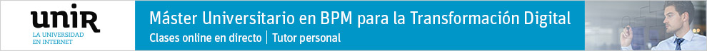 Máster Tecnológico en BPM