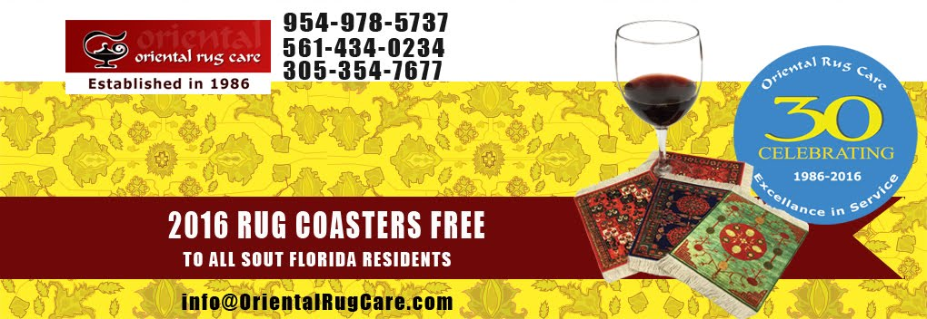 Oriental Rug Cleaning Coconut Creek