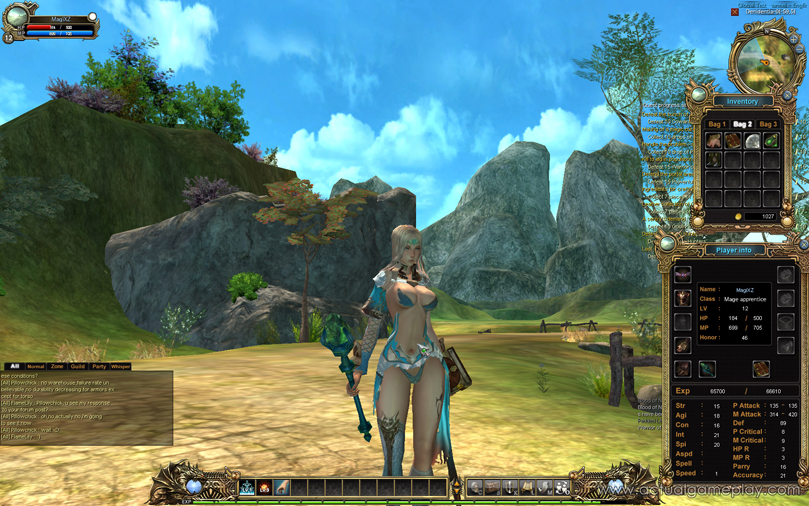 online mmorpg games no download top 100