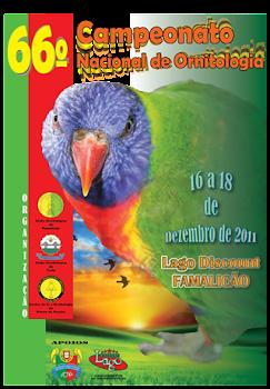 66ºCAMPEONATO NACIONAL DE ORNITOLOGIA