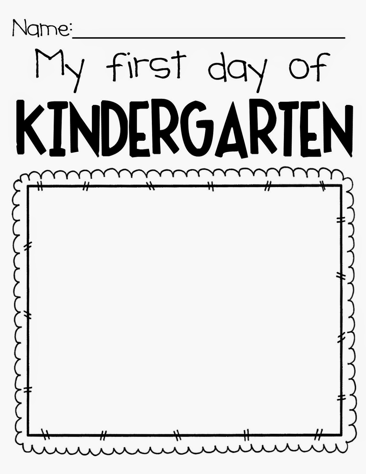 http://www.teacherspayteachers.com/Product/First-Day-of-School-1366975