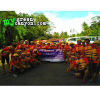 Wisata Body Rafting Green Canyon - Mygreencanyon Tour And Travel