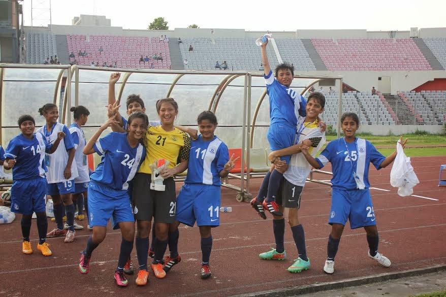 India U-16 thrash UAE