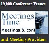 19,000 Conference Venues