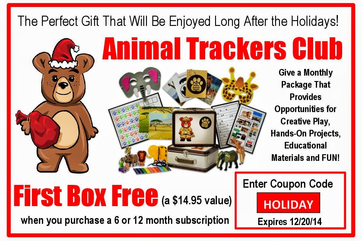 Animal Tracker Club