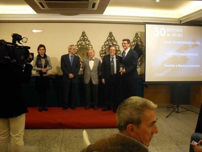 GALA 50 ANIVERSARIO FAM - GRANADA 2013