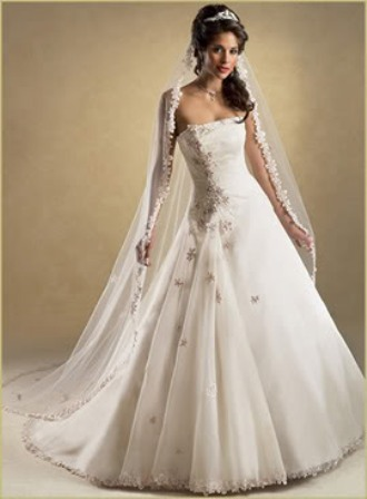 Fashion wedding dresses for the winter wedding for Winter style wedding dresses