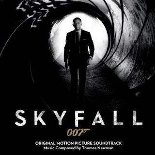 James Bond Skyfall Liedje - James Bond Skyfall Muziek - James Bond Skyfall Soundtrack - James Bond Skyfall Filmscore