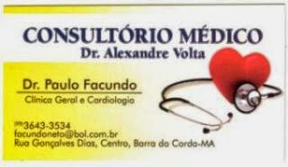 CARDIOLOGISTA DR. PAULO FACUNDO