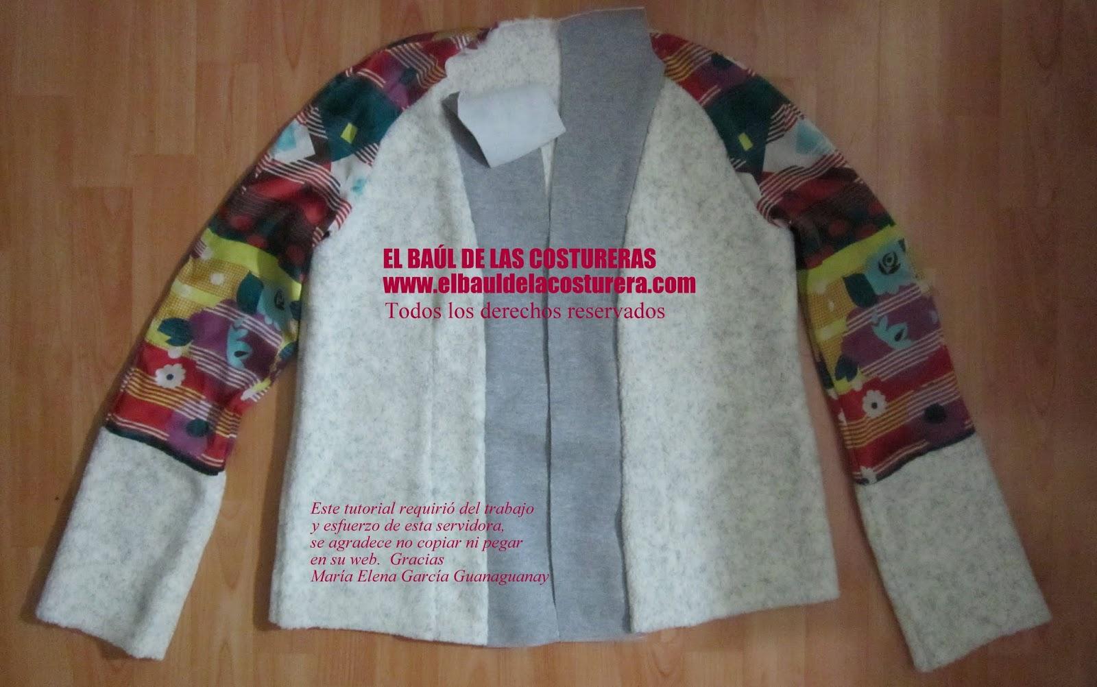 como-forrar-chaqueta