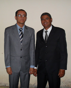 PASRTOR ADEMILSON E O PASTOR ANACLETO TORRES