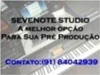 STUDIO DE PRODUÇÃO MUSICAL