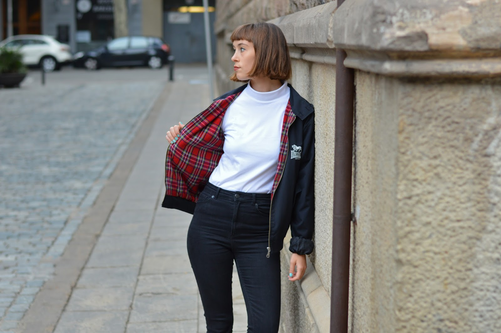This Is England 1980s mod inspired outfit