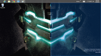 Dead Space 3 Theme For Windows 7