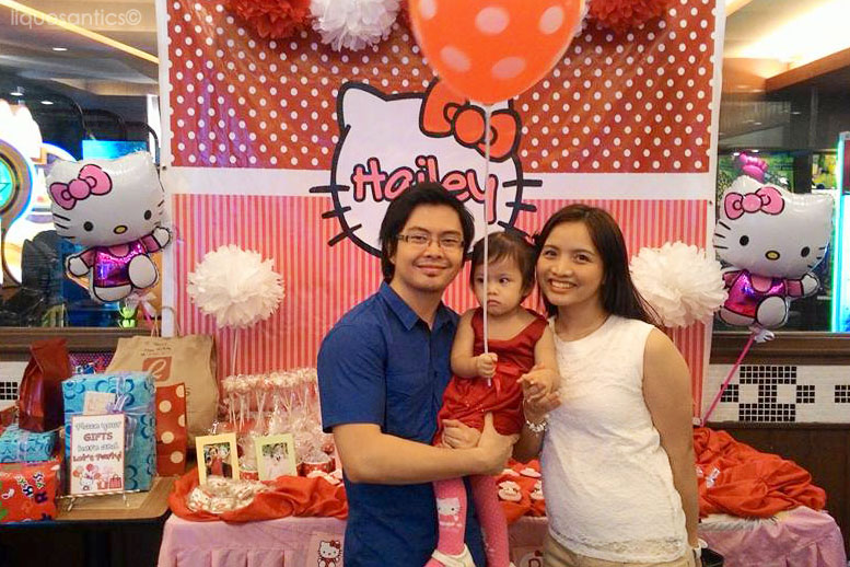 Liques antics haileys hello kitty diy birthday party at shakeys i setup a table for the kids put some balloons on the chairs party hats coloring pages hello kitty and adult coloring pages and blocks puzzles solutioingenieria Gallery