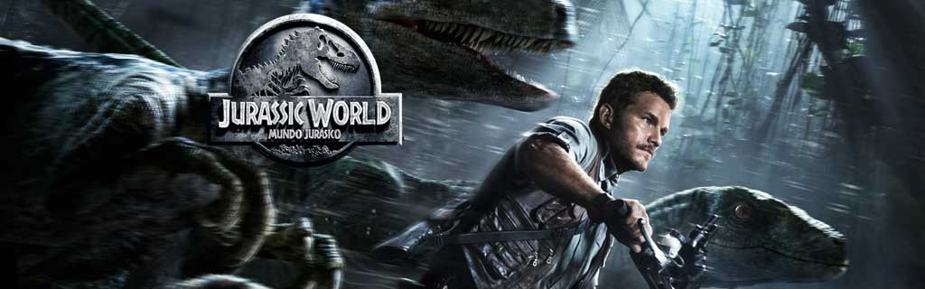 Jurassic Park 4 (Jurassic World) (2015)