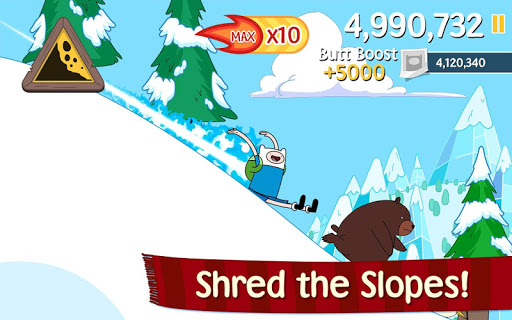 Ski Safari: Adventure Time v1.0.4 Apk download