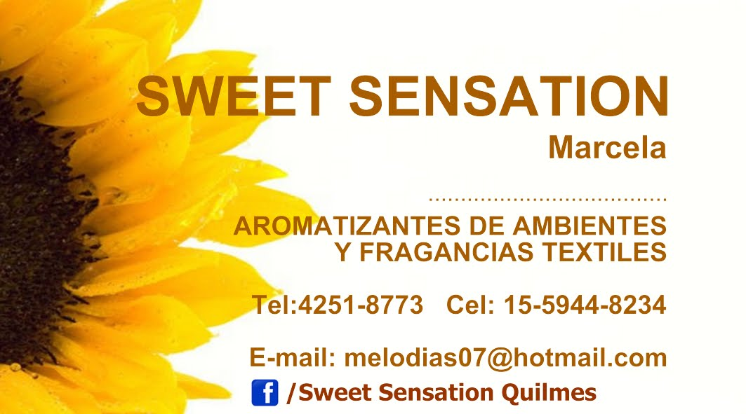SWEET SENSATION QUILMES