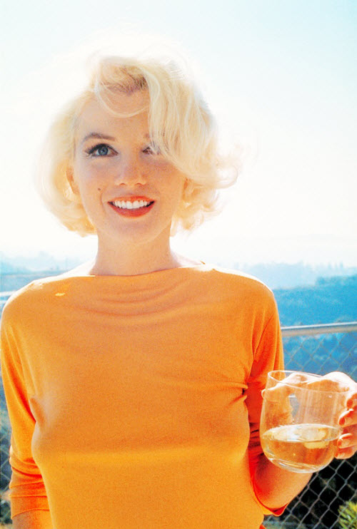 Marilyn Monroe Colour
