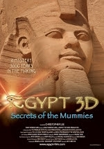 Xác Ướp Ai Cập - Mummies: Secrets of the Pharaohs
