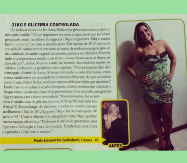 REVISTA COMA CERTO E EMAGREÇA!!