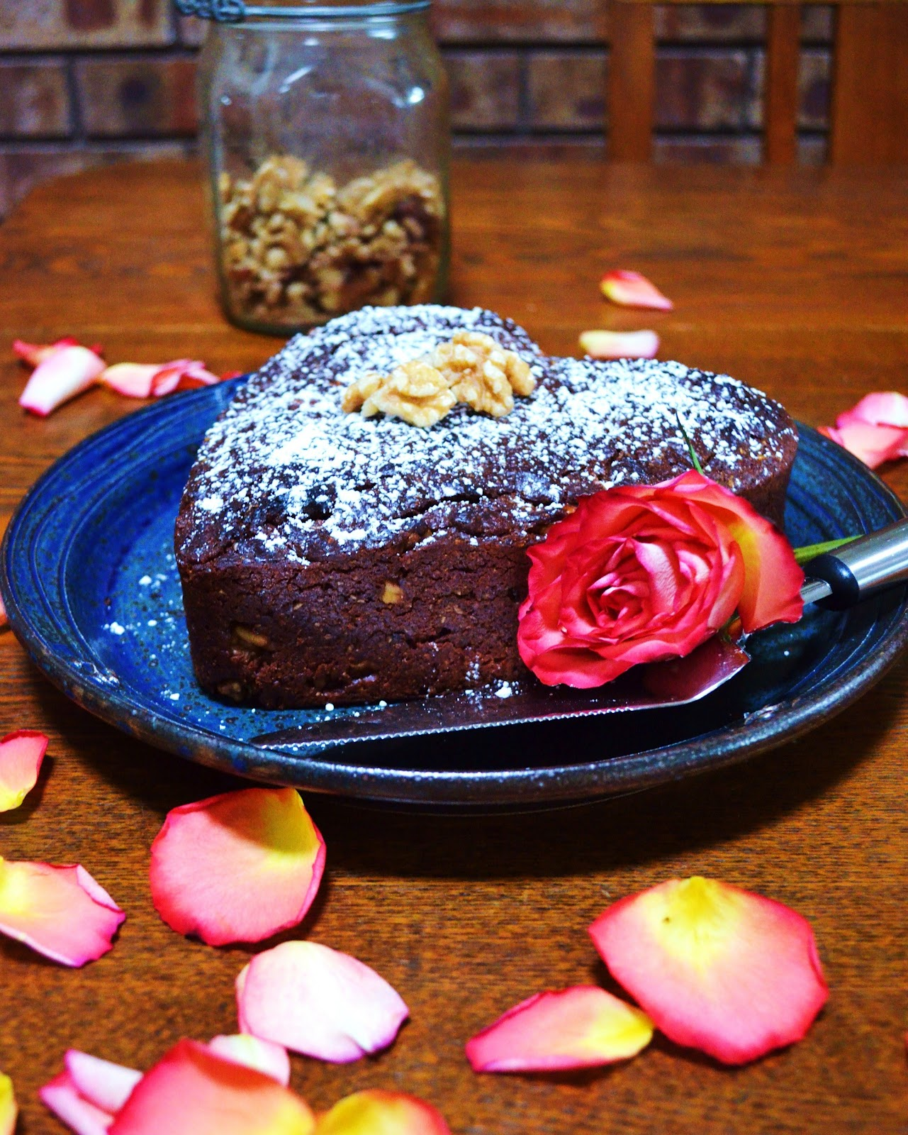 Gormandize easy bosnian chocolate walnut cake easy bosnian chocolate walnut cake forumfinder