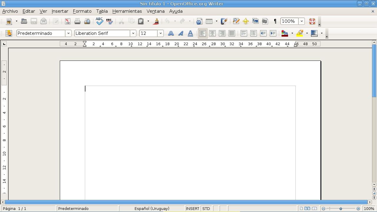 Diez L' Xavier: Open Office Linux