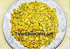 Pine Nuts with Sweet Corn