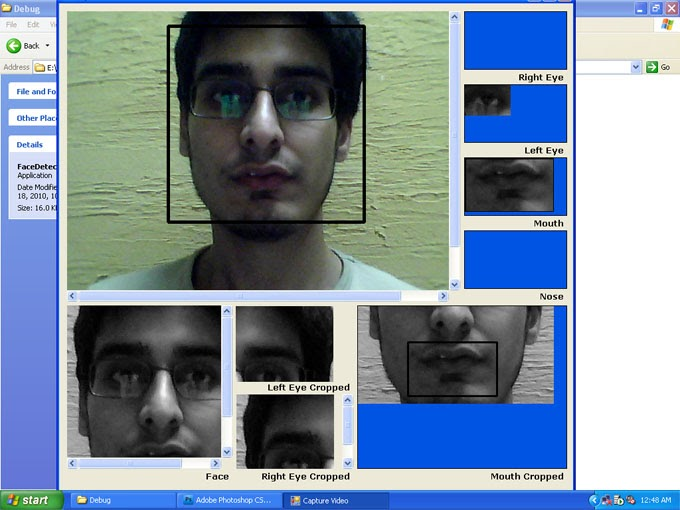 how to create haar cascade xml for using with opencv